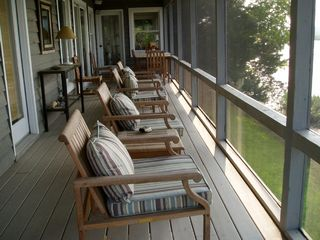 Edisto Beach house photo - screen porch