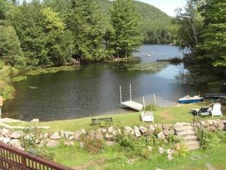 Woodstock house photo - 37 Acre Mirror Lake is the 2nd Cleanest Lake in NH