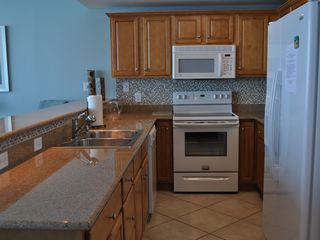 Gulf Shores condo photo - Upgraded appliances and beautiful backsplash