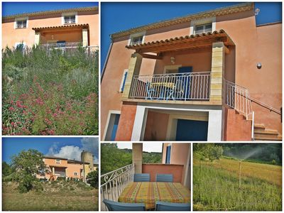 Cottage 2 persons (60m2) for rent in Provence