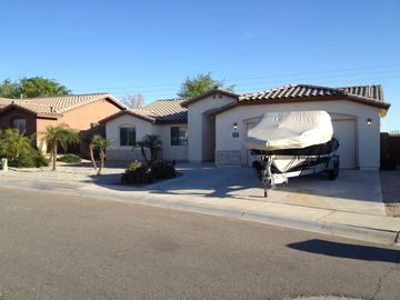 Yuma house rental - Front of House