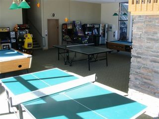 Silverthorne condo photo - Clubhouse game room.
