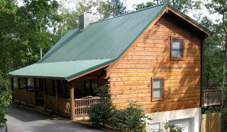 Blowing Rock cabin photo - Alpine Escape Cabin