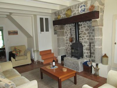 Fully Renovated Cottage With Terrace And Garden