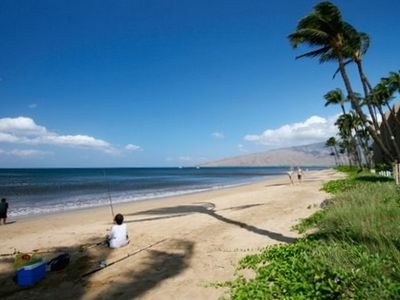 Take a Long Walk one on  Maui's longest beaches