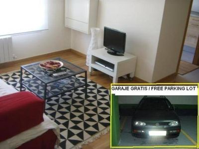 BILBAOAPARTMENT FREE PARKING LOT