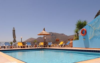 Luxury villa close to Elounda with private pool, offering stunning views