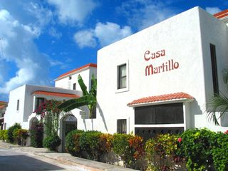Cozumel condo photo - Casa Martillo, Street View
