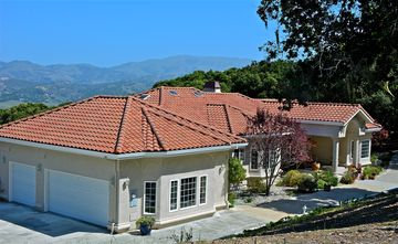 Carmel Valley house rental - Luxurious vacation home in sunny Carmel Valley. Great for couples or a family.