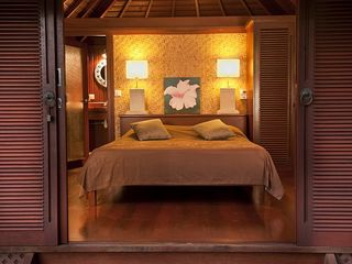 cosy bungalow for 2p with full amenities - Moorea bungalow vacation rental photo