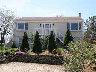 Provincetown house photo - Beautifully landscaped with plenty of parking.