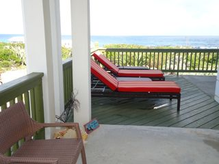 Long Island villa photo - A private beach awaits just a few steps from the villa