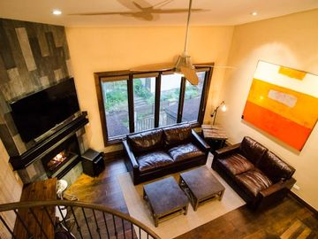 Vail Core Condo condo rental - Living Room