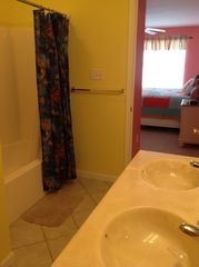 Wildwood condo photo - Master bathroom
