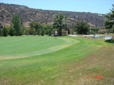 Pegia (Peyia) villa rental - Play Golf at Secret Valley, nr Paphos