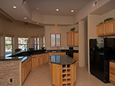 Valley of the Sun house rental - Gourmet Kitchen