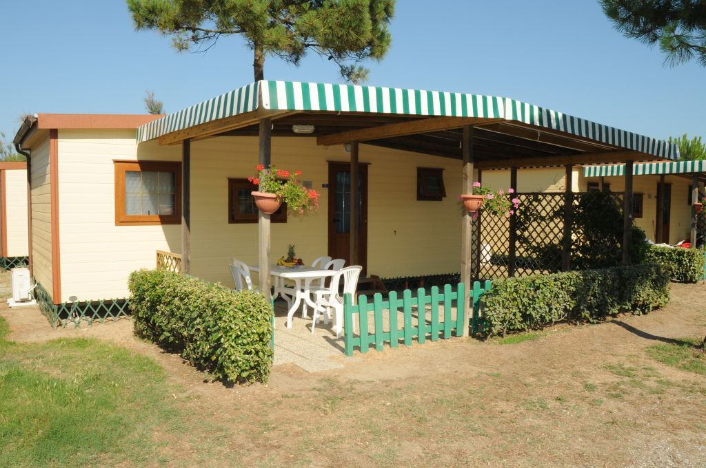 Cheap house, 30 square meters, close to the beach
