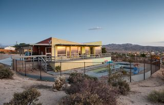 Joshua Tree house photo - Our Desert Casa rental