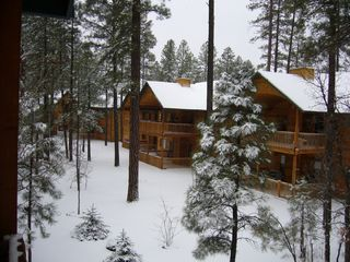 Pinetop condo photo - Your Home Away from Home in the Snow