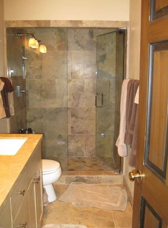 Marble Steam Shower