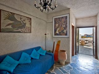 Syros apartment photo - Tha hall