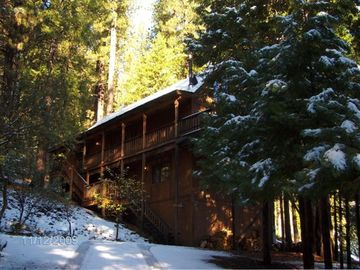 Arnold cabin rental - Cozy Cabin in Blue Lake Springs, Arnold CA.