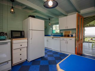 York Beach property rental photo - Kitchen Area