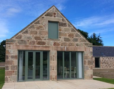 A beautiful steading conversion on a working farm in rural Aberdeenshire