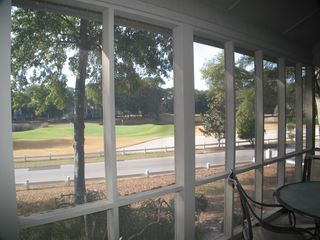 Sunset Beach townhome photo - Porch Views