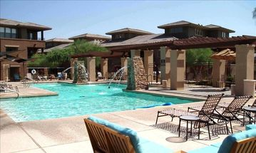 Other Scottsdale Properties condo rental - Gorgeous POOLSIDE condo in Grayhawk! Heated Pool just steps away!