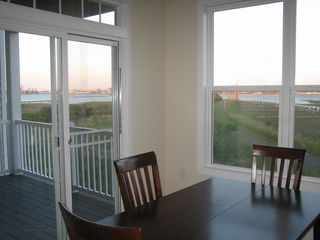 Vacation Homes in Ocean City townhome photo - View from 2nd Floor