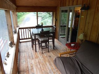 Screen Porch - Harrisonburg house vacation rental photo