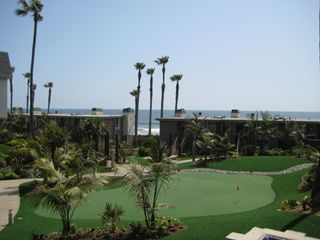 Oceanside condo photo - Putting Green by-the-Sea
