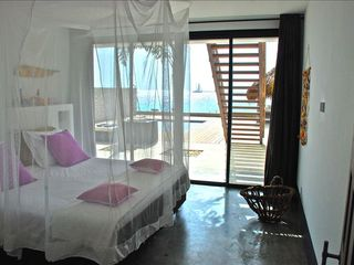 Bonaire villa photo - Bedroom 3 Ground Level