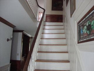 Kennebunk house photo - Center Staircase