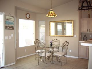 Las Vegas house photo - breakfast nook