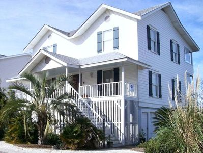 Your 'Hideaway on the Beach' for your dream Tybee vacation! :)