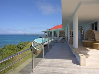 St Barthelemy villa photo