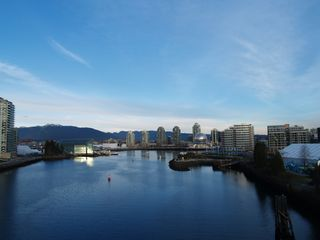 Vancouver apartment photo - View of False Creek off the Cambie Street Bridge
