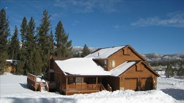 Eagle Point house rental - 4 bedrm, 3.5 bath with 2600 sq ft of living space, cental locale+close to lifts