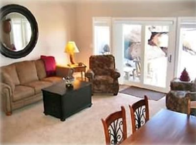 Snowbasin Ski Condo - 2nd great room! Vacation in luxury, family savings rental