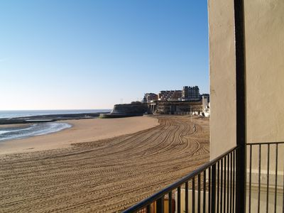 Broadstairs apartment rental - Early morning view from balcony