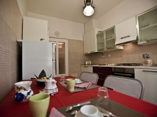 Bologna apartment photo - A nice spot for your breakfast before a day of sighseeing in beautiful Bologna.