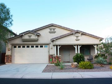 San Tan Valley house rental - Your beautifully landscaped, well maintained, 2 car garage single family home.