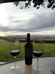 Kohala Ranch house photo - Grab a glass and enjoy the sunset.