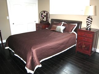 Corona del Mar house photo - Third Bedroom with a Queen Bed
