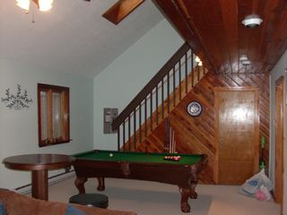 Lake Harmony house photo - Pool Table