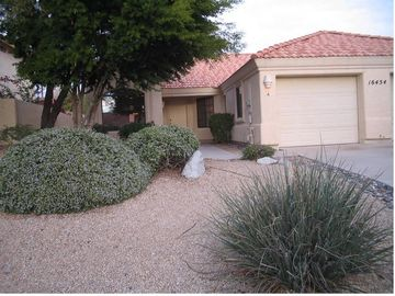Fountain Hills townhome rental - Front of house