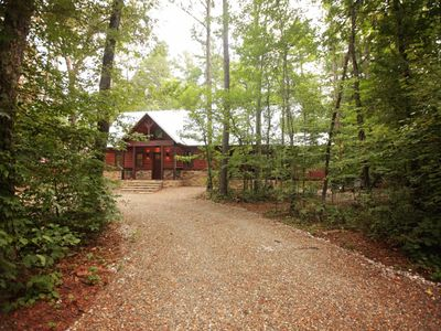 1br cabin vacation rental in broken bow oklahoma 359063 for Vacation cabin rentals in oklahoma