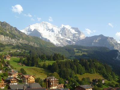Wengen apartment rental - Fantastic Summer Days